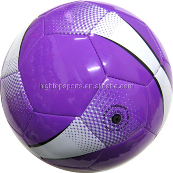 very beautiful pink soccer balls