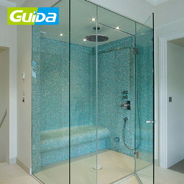Guida brand hot selling high quality stainless steel showers bathroom glass sliding showers