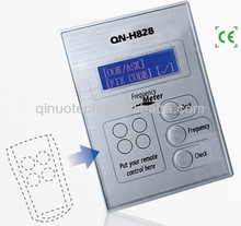 Hand transmitter frequency and code type meter,QN-H828