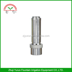 Water Jet Nozzle For Fountain