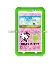 kid proof case for samsung galaxy note 3 hello kitty case shockproof silicon case