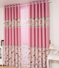 Bedroom window fabric curtain wholesale