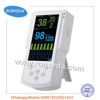 Ward Nursing Equipment EtCO2 and SPO2 Monitor