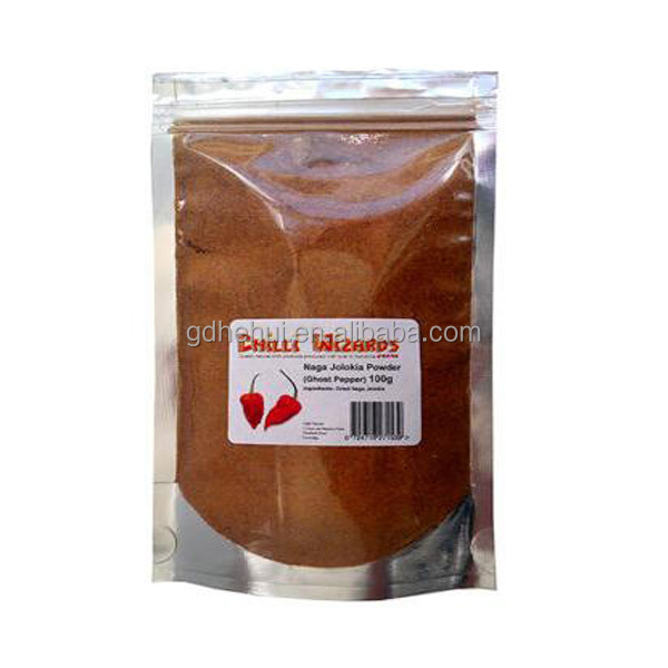 laminated material chilli powder bag