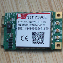 high speed simcom module SIM7100E mini pcie interface for router/modem/GPS tracker
