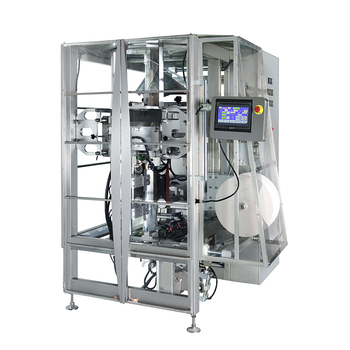 Baopack doypack zipper bag vertical packaging machine price