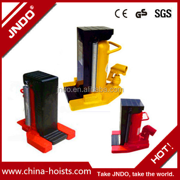 Weight lifting tool crew lift jack small hydraulic jacks
