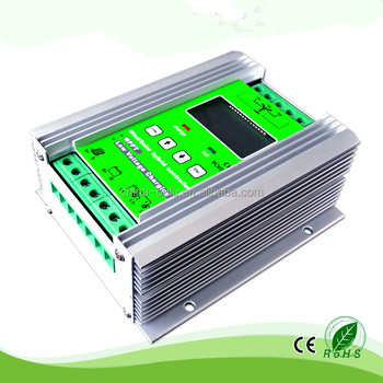 600w wind solar hybrid power charge controller