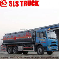 High quality HOWO 8x2 4 axle 3000L refueling truck