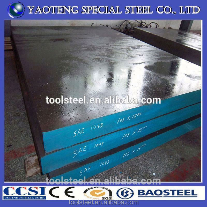 building materail aisi 1045 1050 mild steel plate made in china