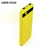 8000mah super slim portable emergency mobile phone charger from china alibaba supplier