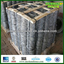 Hebei Cheap Price Galvanized barbed wire roll