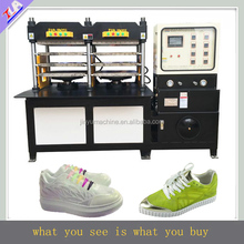 2016 new design ! Jinyu professional kpu shoe vamp making machines ,sport shoe production equipment for sale