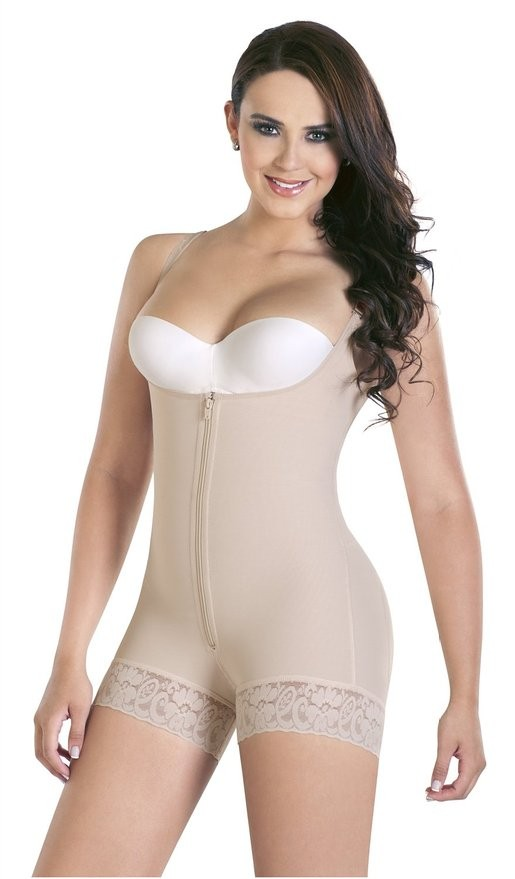 wholesale cheap women Full Body Shaper bodysuits Firm Control Body Briefer Slimmer