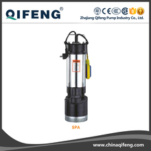 High Flow Electric Centrifugal Submersible Pump