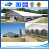 best manufacturer for prefabricated steel structure poultry house and poultry farm