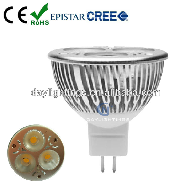 China wholesale 6W dimmable mr16 led bulb