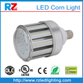 Top quality 6 years warranty 130lm/w DLC/UL/cUL e26/e27/e39/e40 led corn cob light