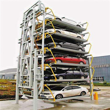Exclusive Puzzle,simple lift,vertical car parking system,rotary,carousel parking