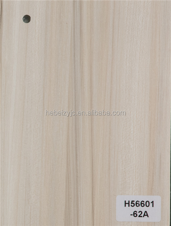 MATT woodgrain PVC decorative membrane for cabinet doors China supplier FROM Alibaba