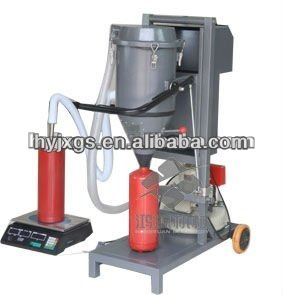 abc dry powder fire extinguisher filling machine