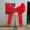 New style red carnival prop angel wings