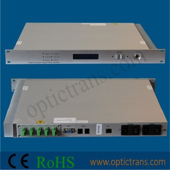 Fiber Optical Amplifier / EDFA (OPA-1550S)