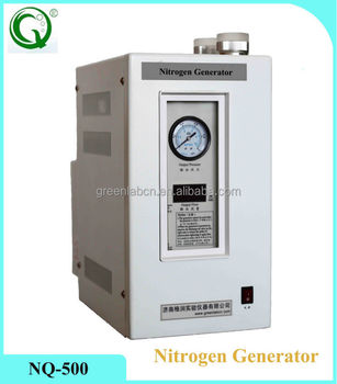 Up-to-date Nitrogen Generator NQ-500 for lab