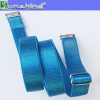 Bra shinning shoulder strap in 3/8""