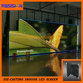 PASSION PH3 LED Sign Display For Indoor Advertising Video