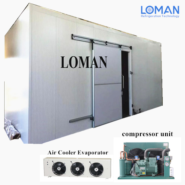 pu wall sandwich panels 100mm 120mm 150mm used in cold room