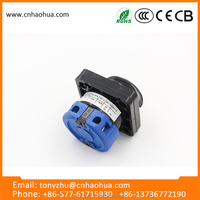 LW26 series 20A high quality cheap custom reversing explosion-proof isolator switch