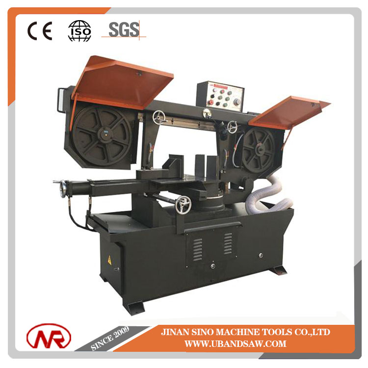 High precision band saw steel 330mm sharpening cutting machine