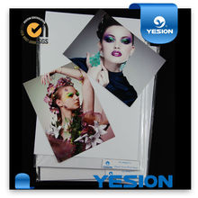 Premium photographic paper 115g/135/180g/200g /260g Inkjet high glossy photo paper