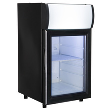 Commercial Table Top Display Refrigerator