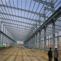 china prefabricated steel warehouse shed