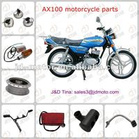 spare parts motorcycle ax100