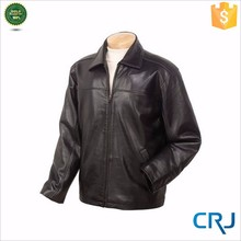 Motorbike Leather Jacket for men, cowhide leather jackets