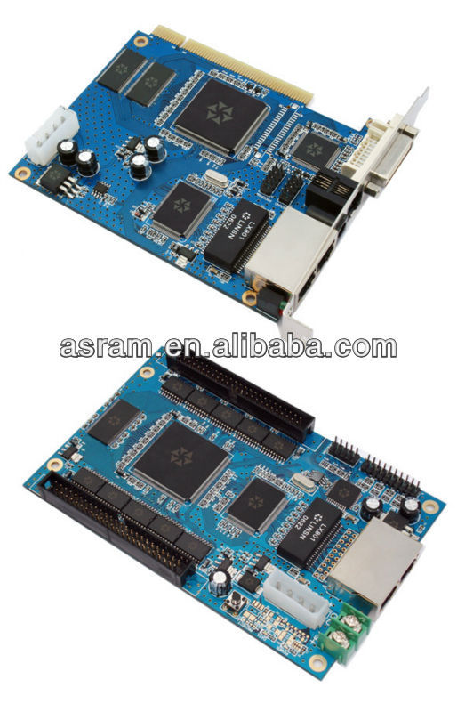 LINSN TS803 TS801 sending card alibaba express Asram LEDMAN full color,tricolor wireless control listen led control card