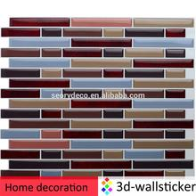 Alibaba top quality peel and stick vinyl material hall decoration items for kids room decal