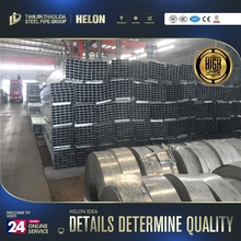 different types of pipes ! astm a53 galvanized steel square tube china manufacurer galvanized rectangular tube 80x100mm