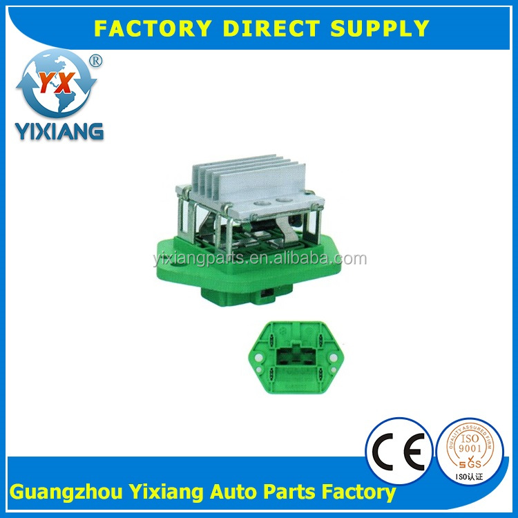 Auto air conditioner parts blower motor resistor for Foton