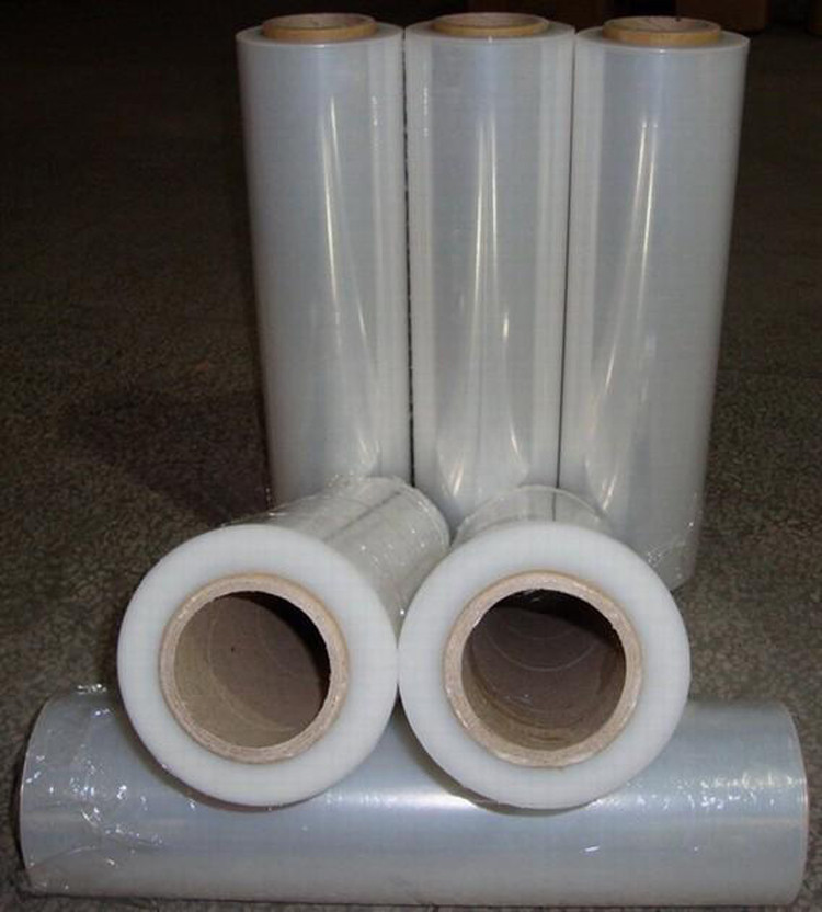 lldpe 23 mic pe stretch film pet shrink film