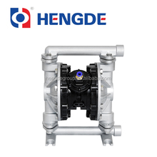 China Supplier Petrochemical Industry Waste Oil Diaphragm Transfer Pump/Small Plastic Sulfuric Acid Resistant Self Priming Pump