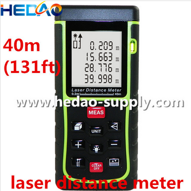 Electronic measuring instruments reasonable price laser distance meter