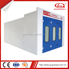 CE approved Factory supply High Quality Auto Spray Bake Paint Booth with movable infrared light