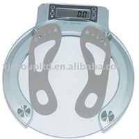 Digital Body Fat Water Scale