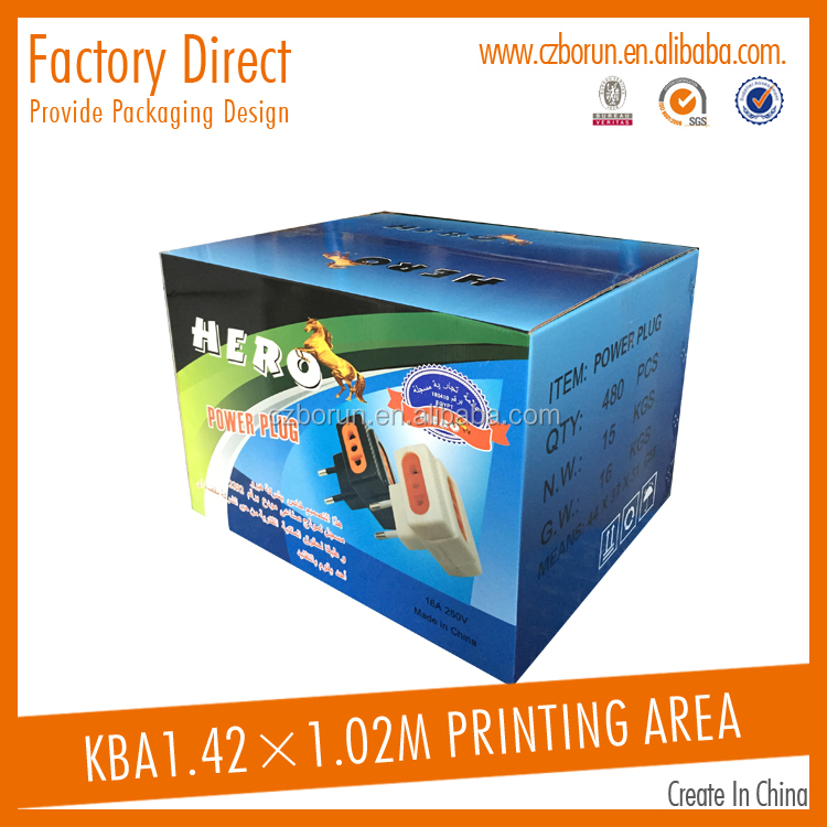 Hot stamping king cake boxes with plastic handle