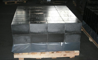 High density refractory magnesia carbon brick