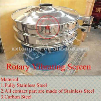 Vibrating Screen For Sieving Powder/Granular